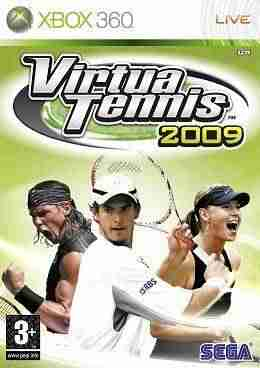 Descargar Virtua Tennis 2009 [MULTI5] por Torrent